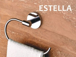 Estella by Decor Brass Bath Product