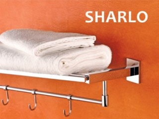 Sharlo by Decor Brass Bath Product