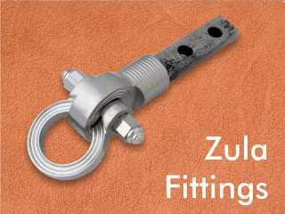 Zula Fittings by Decor Brass Hardware Product