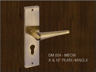Plate by Decor Brass Pull Product